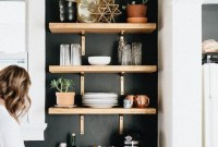 Smart Kitchen Open Shelves Ideas39
