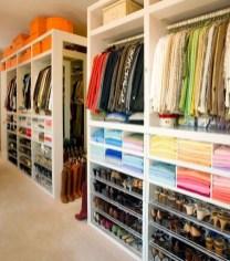 The Best Design An Organised Open Wardrobe13