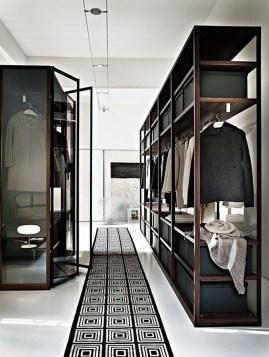 The Best Design An Organised Open Wardrobe36