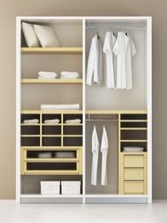 The Best Design An Organised Open Wardrobe40