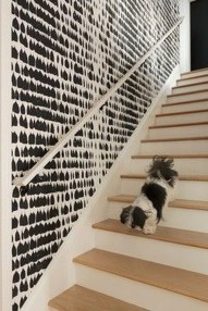 The Best Interior Design Using Wallpaper To Add To The Beauty Of Your Home14