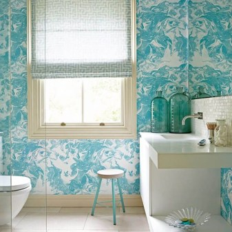 The Best Interior Design Using Wallpaper To Add To The Beauty Of Your Home17