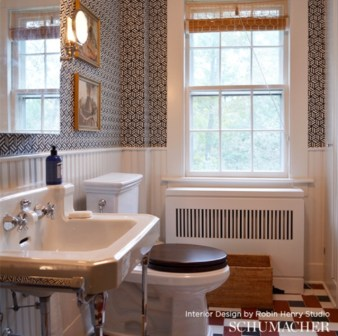 The Best Interior Design Using Wallpaper To Add To The Beauty Of Your Home18