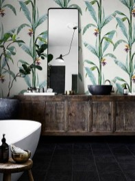 The Best Interior Design Using Wallpaper To Add To The Beauty Of Your Home29