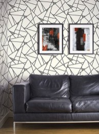 The Best Interior Design Using Wallpaper To Add To The Beauty Of Your Home31