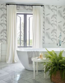 The Best Interior Design Using Wallpaper To Add To The Beauty Of Your Home37