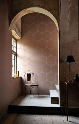 The Best Interior Design Using Wallpaper To Add To The Beauty Of Your Home43