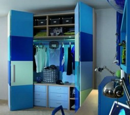 The Best Wardrobe Shutter Designs For Childrens07