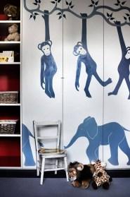 The Best Wardrobe Shutter Designs For Childrens14