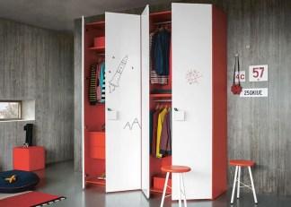 The Best Wardrobe Shutter Designs For Childrens44