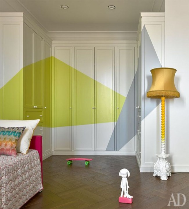 The Best Wardrobe Shutter Designs For Childrens45