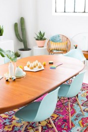 The Concept Of A Table And Chair For Dining Room14