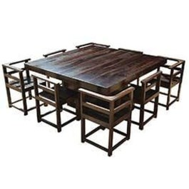 The Concept Of A Table And Chair For Dining Room15