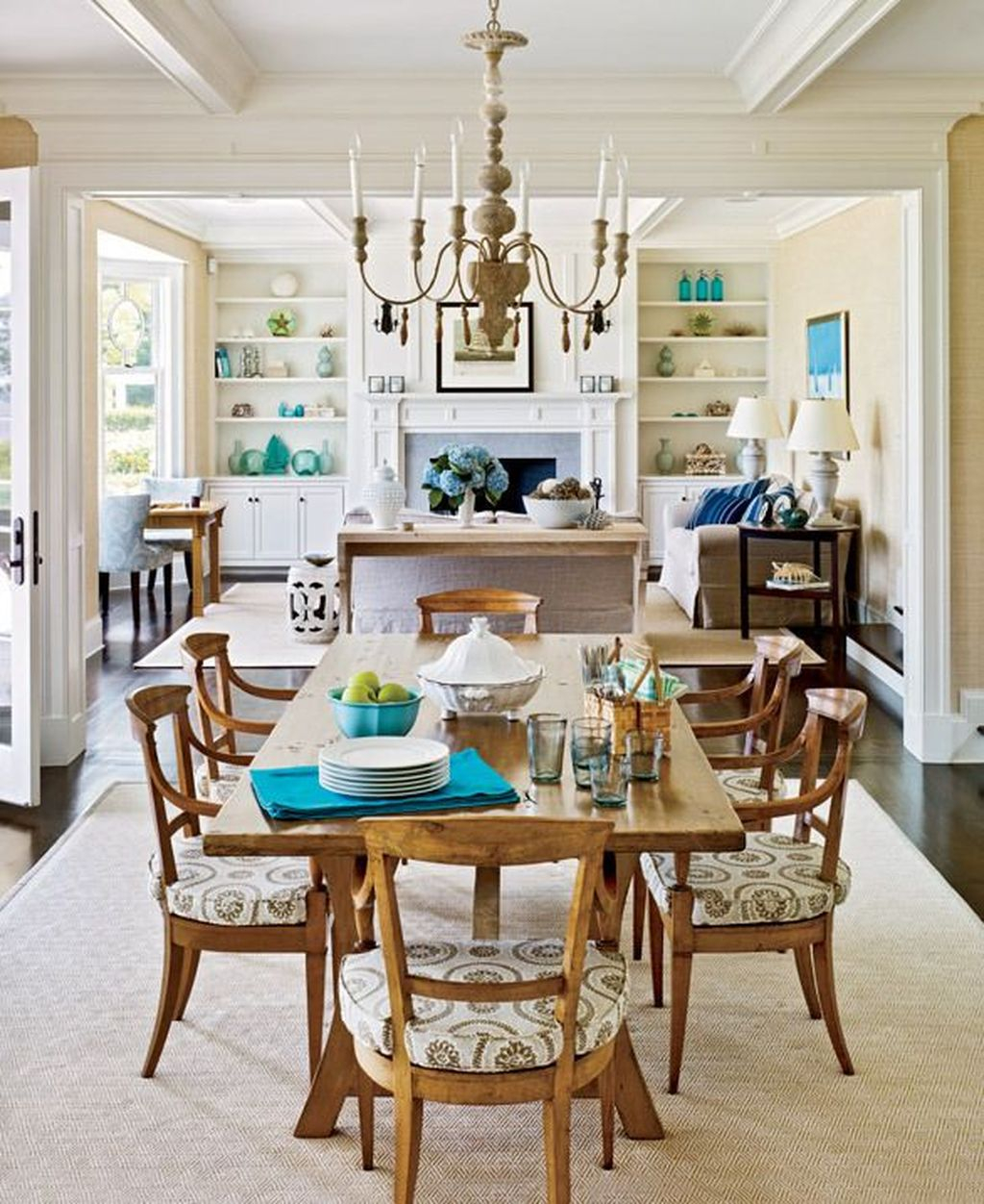 The Concept Of A Table And Chair For Dining Room34