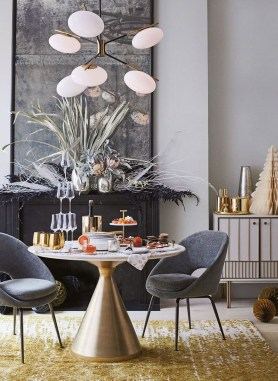The Ideas Of A Dining Room Design In The Winter09