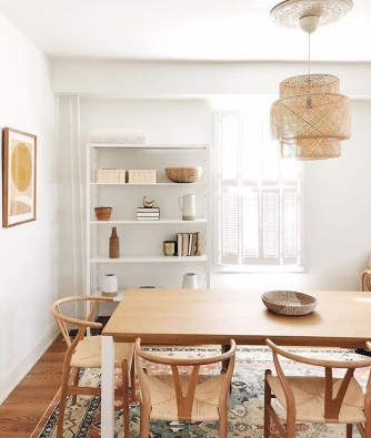 The Ideas Of A Dining Room Design In The Winter18