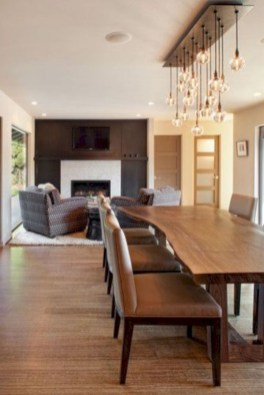 The Ideas Of A Dining Room Design In The Winter19