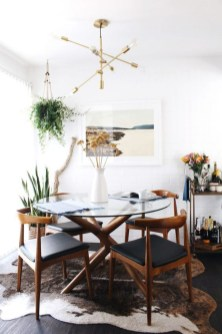 The Ideas Of A Dining Room Design In The Winter26
