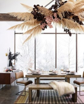 The Ideas Of A Dining Room Design In The Winter36