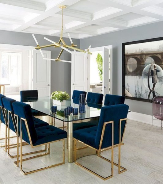 The Ideas Of A Dining Room Design In The Winter45