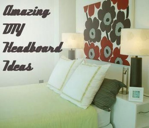 Amazing Diy Headboard Ideas Projects20