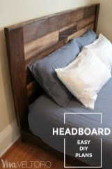 Amazing Diy Headboard Ideas Projects25