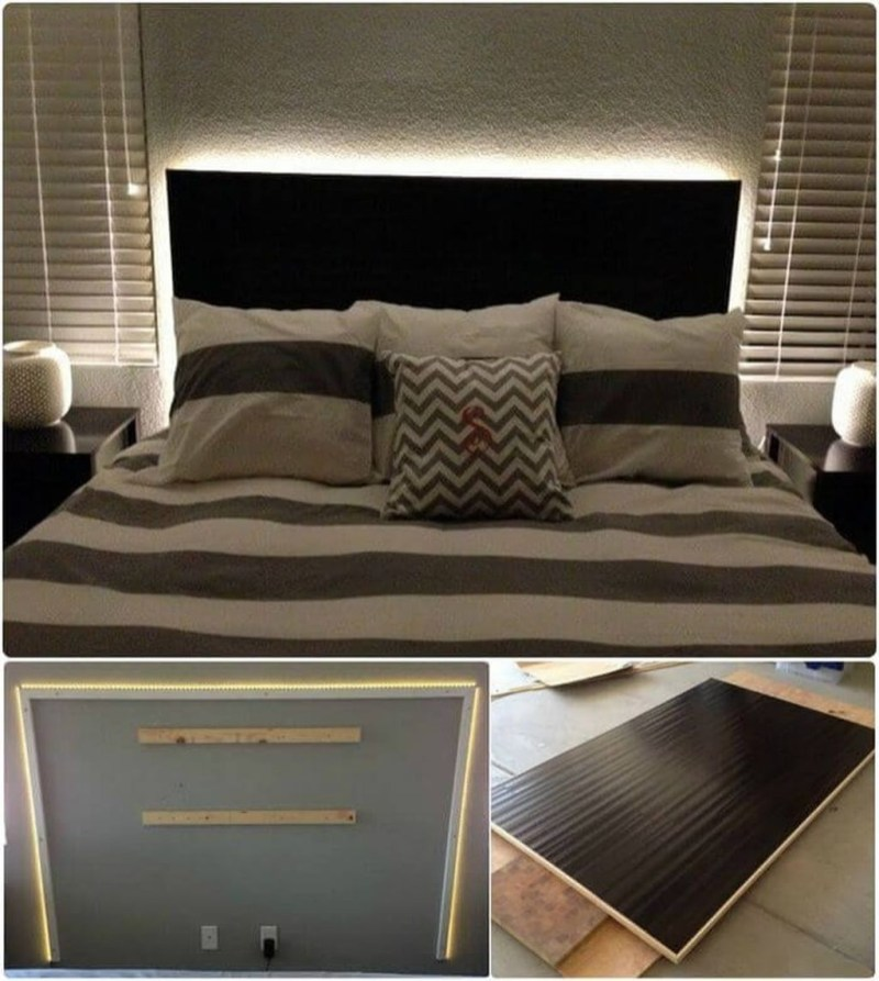 Amazing Diy Headboard Ideas Projects35