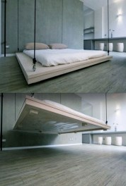 Amazing Diy Murphy Beds Ideas18
