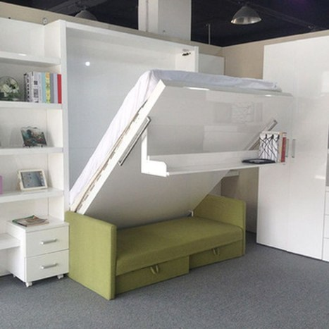 Amazing Diy Murphy Beds Ideas24