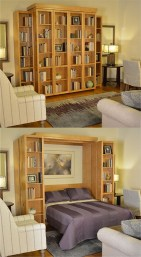 Amazing Diy Murphy Beds Ideas28