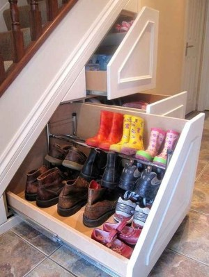 Awesome Shoe Storage Diy Projects For Small Spaces Ideas08