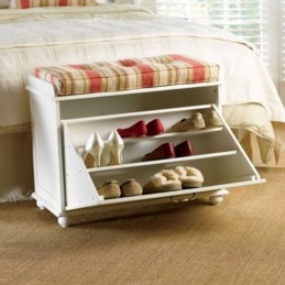 Awesome Shoe Storage Diy Projects For Small Spaces Ideas13