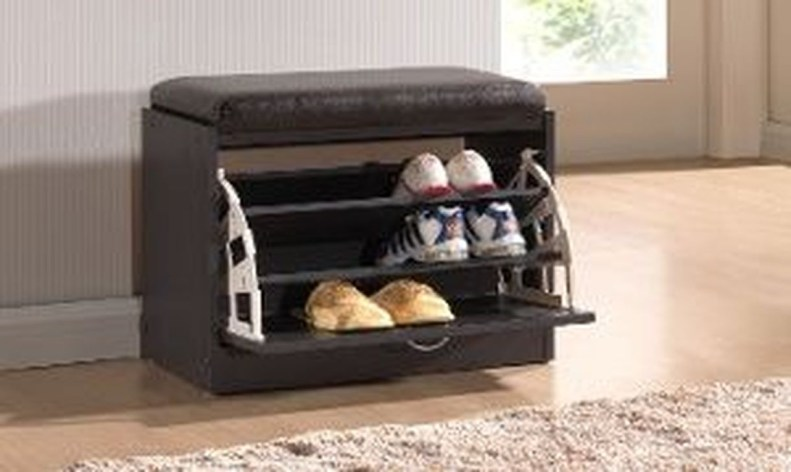 Awesome Shoe Storage Diy Projects For Small Spaces Ideas27