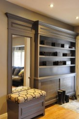 Awesome Shoe Storage Diy Projects For Small Spaces Ideas32