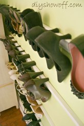 Awesome Shoe Storage Diy Projects For Small Spaces Ideas33