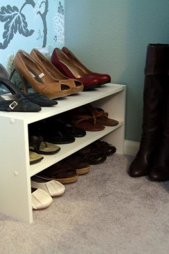 Awesome Shoe Storage Diy Projects For Small Spaces Ideas42