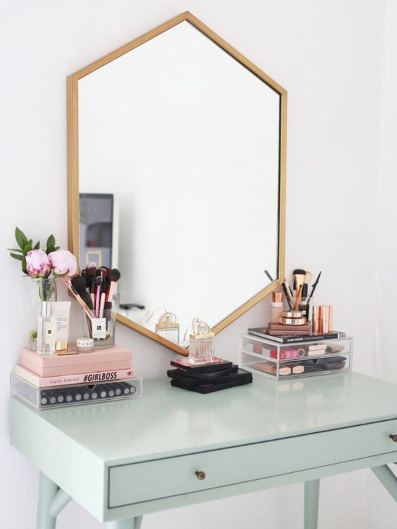 Beautiful Dressing Table Design For Your Room33