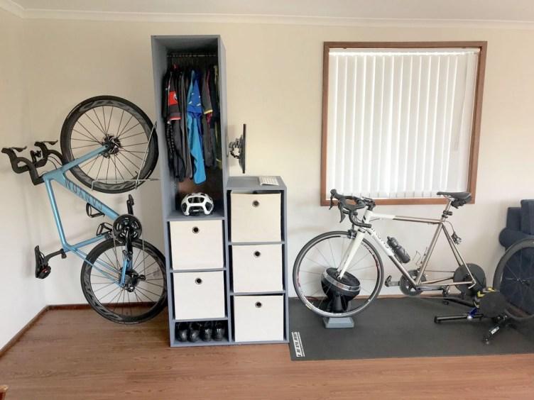 Creative Diy Bike Storage Racks11