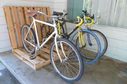 Creative Diy Bike Storage Racks20