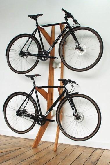 Creative Diy Bike Storage Racks29