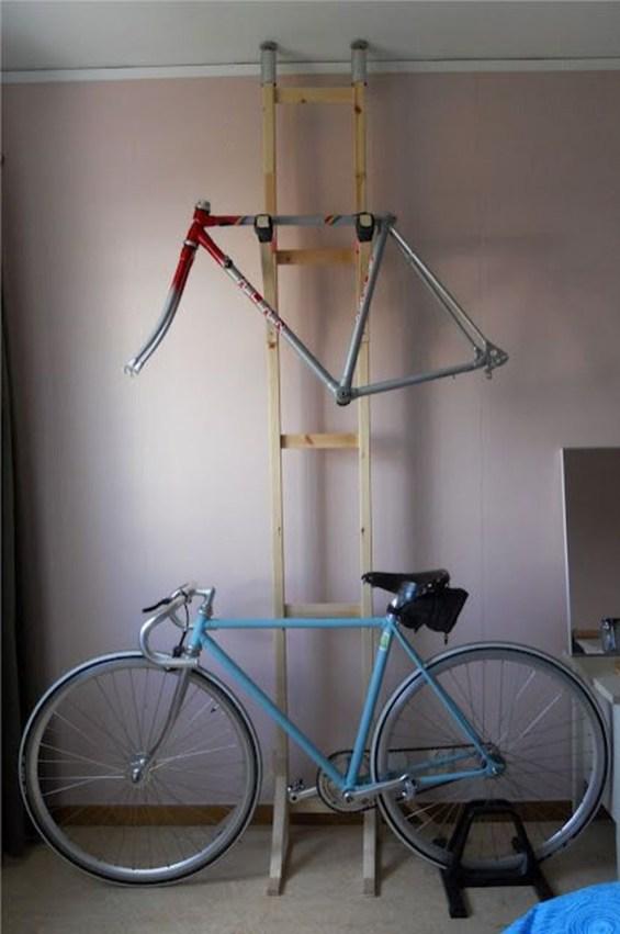 Creative Diy Bike Storage Racks35