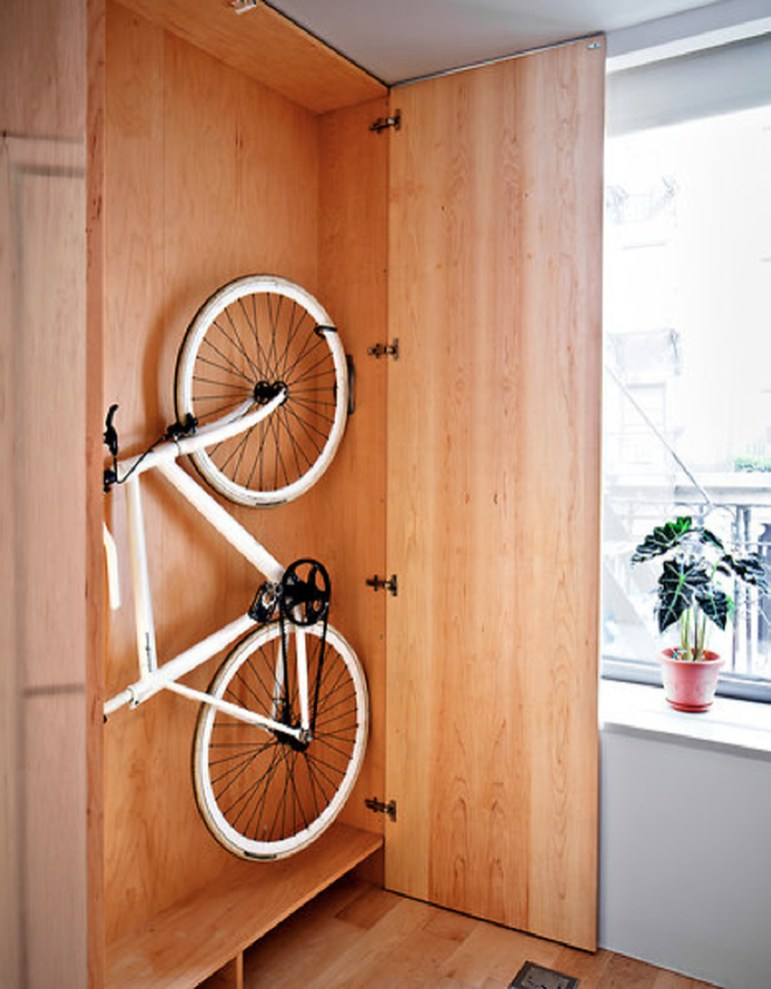 Creative Diy Bike Storage Racks36