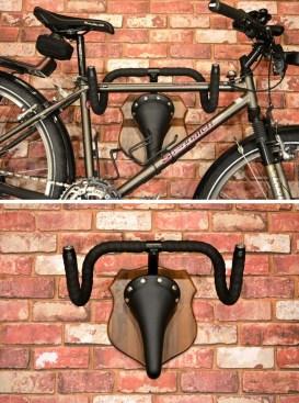 Creative Diy Bike Storage Racks46