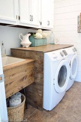 Creative Diy Laundry Room Ideas24