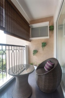 Decoration Of Balconies In Apartments That Inspire People13