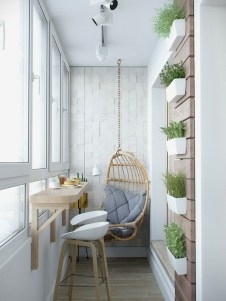 Decoration Of Balconies In Apartments That Inspire People22