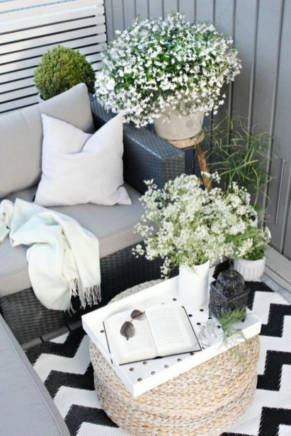Decoration Of Balconies In Apartments That Inspire People26