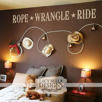 Decorative Lighting Ideas On The Walls Of Your Room27