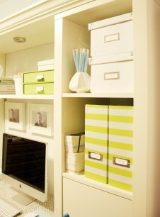 Diy Awesome Home Office Organizing Ideas01