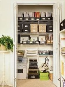 Diy Awesome Home Office Organizing Ideas23